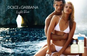 Аромат океана в парфюме Dolce & Gabbana Light Blue